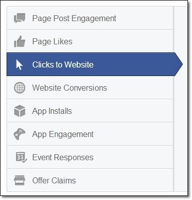 Facebook oglas1 Zašto koristiti Call to Action button za Facebook oglašavanje?