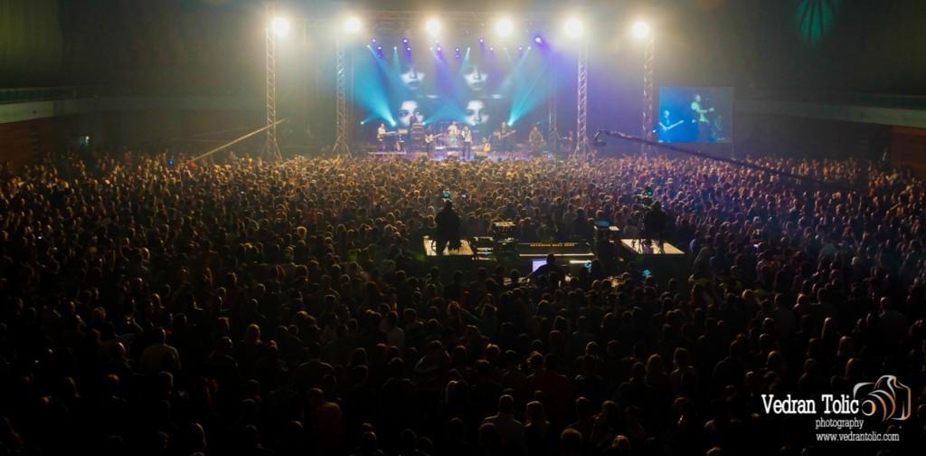 Veliki koncert u Sarajevu povodom 30 godina karijere (prosinac 2013.)