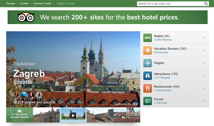 Zagreb Tripadvisor