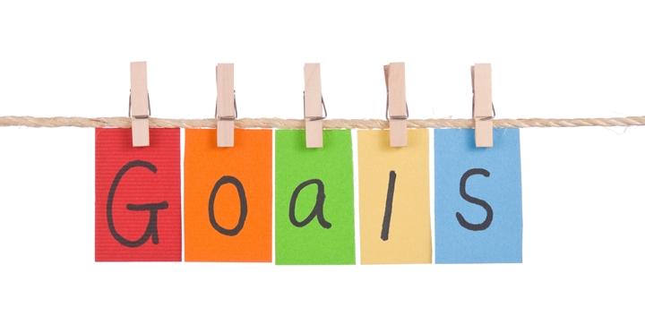 Definirajte ciljeve.