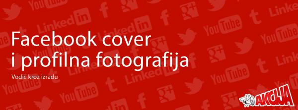 Facebook cover i profilna fotografija
