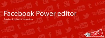 Facebook powereditor