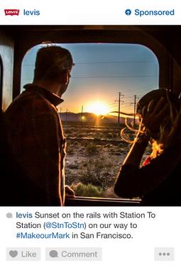 Levis Instagram