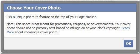 Pravila Facebook cover image