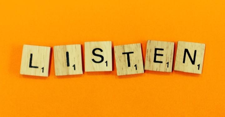 Manje priče, više slušanja!