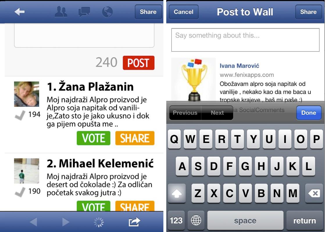 socialcomments mobile