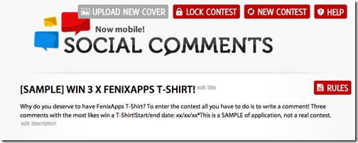 socialcomments cover SocialComments aplikacija od sada i u besplatnoj mobilnoj verziji