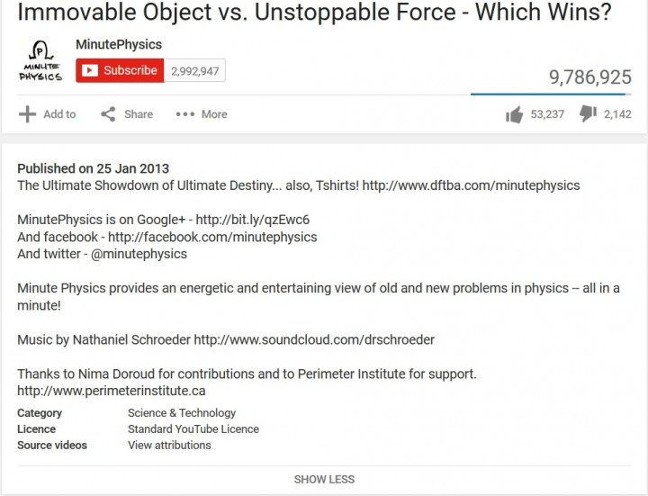 opis youtube videa optimizacija
