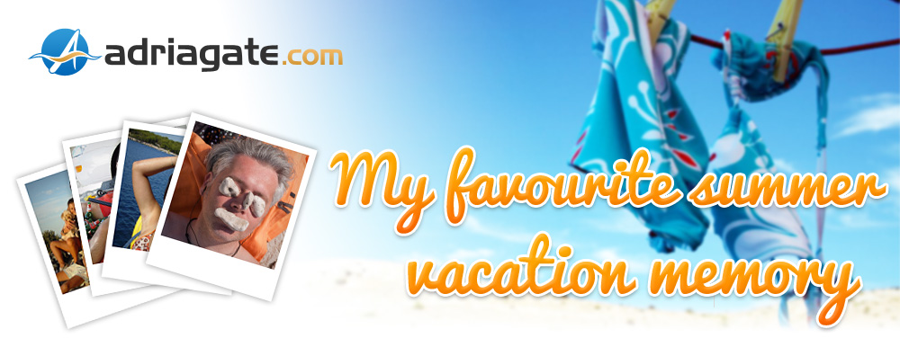 My favourite summer vacation memory_PhotoContest