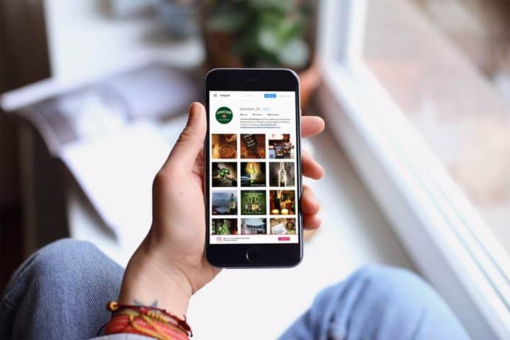 Jameson Instagram profil