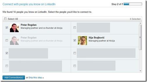 Pregledavanje internetskih profila za upoznavanje