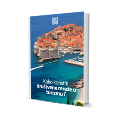 turizam ebook Kako koristiti društvene mreže u turizmu?